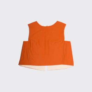 Top Claudie Orange