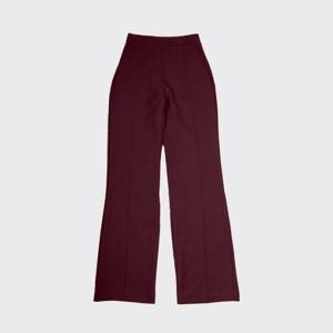 Pantalon Lana Bordeaux