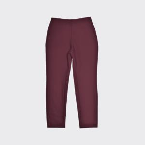 Pantalon Petra Bordeaux