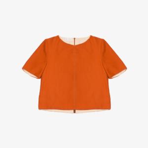 T-shirt Zola Orange