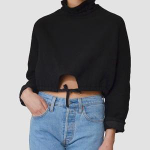 Pull en sergé de laine – Jacques